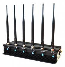 Глушилка сотовых телефонов Аллигатор 110+4G LTE