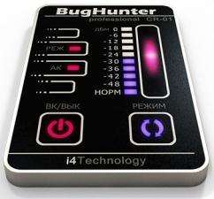 "Детектор BugHunter CR-1 ""Карточка"""