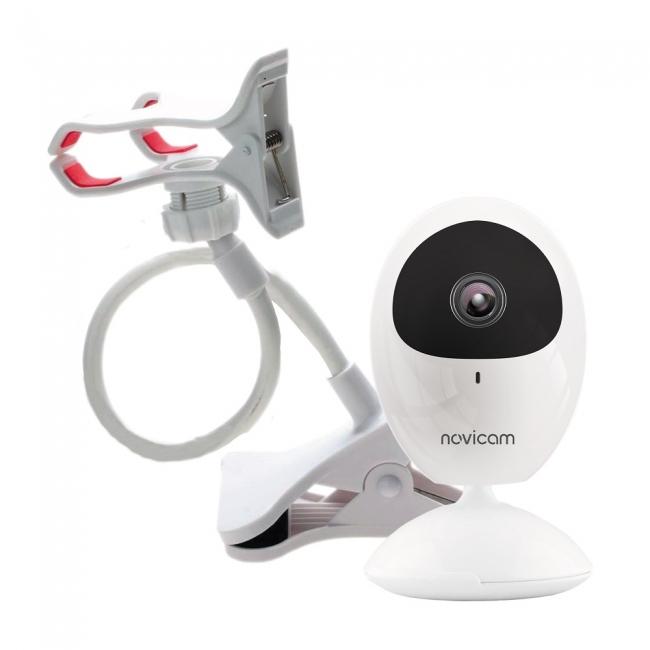 IP Видеокамера NOVIcam EVA (ver. 4486)
