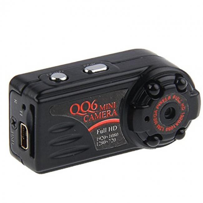 Mini Full HD DV-QQ6