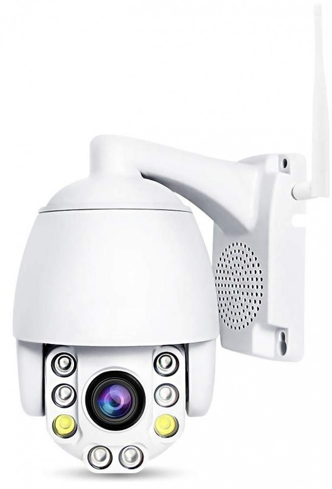 Уличная поворотная Wi-Fi IP камера Link-SD09S-5X-8G