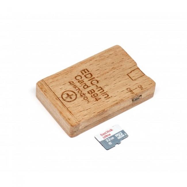 Диктофон EDIC-mini CARD B94w